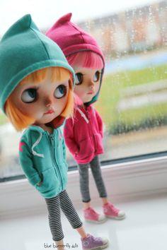 OOAK Blythe Dolls