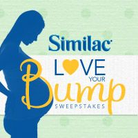 Expectant moms, join the virtual shower fun at the Similac Love Your Bump Sweepstakes.