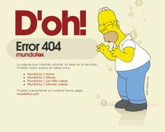 404 Error Pages, One More Time by Smashing Magazine