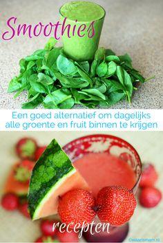 Fruit, Milkshake, Healthy Recipes, Healthy Food, Watermelon, Om, Good Food, Strawberry, Dining