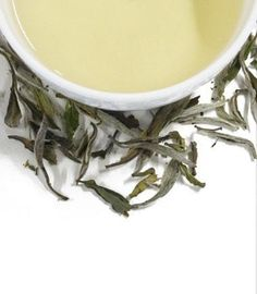 Mutan White #whitetea #tea #harneyandsons