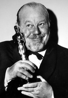 "Burl Ives - Best Supporting Actor Oscar for ""The Big Country"" (1958)"