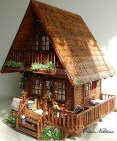 Дом, где живёт мечта... - Ярмарка Мастеров - ручная работа, handmade