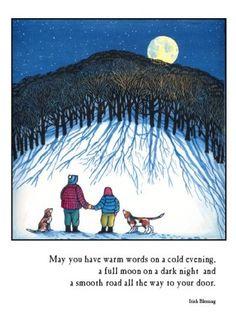 Holiday greeting: Mary Azarian: