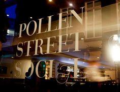 Pollen Street Social, London    #Restaurant