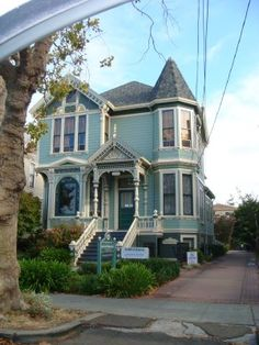 beautiful Queen Anne-styled Victorian