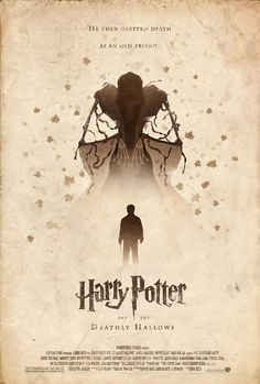 Alternate Movie Posters: Harry Potter