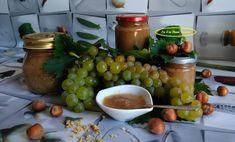 marmellata di uva moscato e nocciola del Piemonte