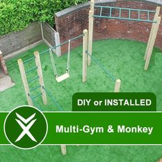 outdoor gym and monkey bar                                                                                                                                                      More #Gym