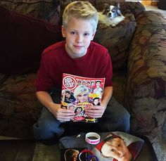 Valentine's Giveaway Contest!!!!  Best photo edits or videos win cool prizes. 3 winners will be chosen Feb 9th.  Popstar! Magazine  Must hashtag #CarsonsValentines #PopstarMagazine  See Instagram contest details here:  http://instagram.com/p/yx9LJ7QSxA/
