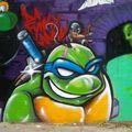 Pictures In Belgium - Street-art and Graffiti