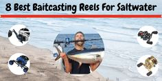 Not Every Baitcasting Reels Are Saltwater approved. So, I Find Out The 8 Best Baitcasting Reels For Saltwater. Enjoy The Best Saltwater Baitcasting Reels. Best Fishing Reels, Fishing Uk, Fishing Girls, Fishing Life, Kayak Fishing, Fishing Boats, Saltwater Reels, Saltwater Fishing, Fishing Accessories