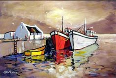 Bio Anton Gericke was born in Johannesburg in He traveled extensively with his parents being in the hotel trade. He mainly went to school in one of the coastal cities in South Africa, namely … South African Artists, Nautical Art, His Travel, Ship Art, Anton, Landscape Art, Coastal, Art Gallery, Cottage