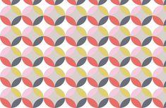 Spring pattern by Aurelie Dussossoy