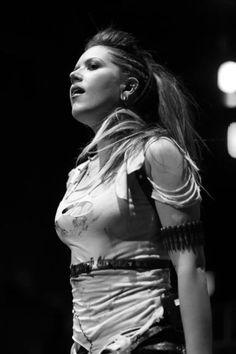 Alissa White-Gluz The Agonist