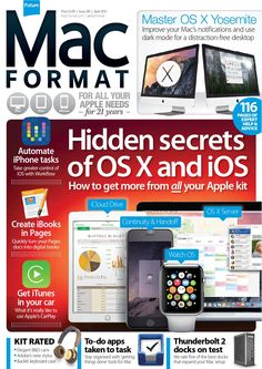 MacFormat 285 Sampler  You can subscribe to this magazine @ www.myfavouritemagazines.co.uk