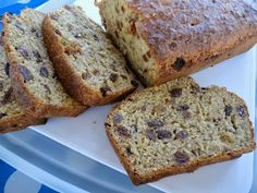 Vegans Eat Yummy Food Too!!!: Banana Sultana Loaf