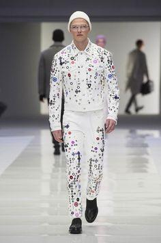 Versace | AW16 | PittiUomo89 | MFW | menswear | moda masculina