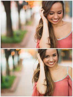 Senior portrait ideas, beautiful, senior portrait photography, senior images, senior session, girl pose, senior poses, brunette, urban, downtown