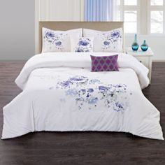Floral Spray 5-pc. Comforter Set  found at @JCPenney