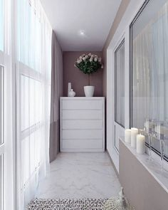 Interior Balcony, Balcony Design, Studio Apartment Floor Plans, Marquise, Interior Decorating, Interior Design, Home Decor Inspiration, Home Organization, Interior Architecture