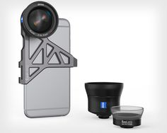 """ZEISS today announced that it is partnering with Fellowes Brands to create a premium line of lens accessories for smartphone photography, """"setting a new qu"""