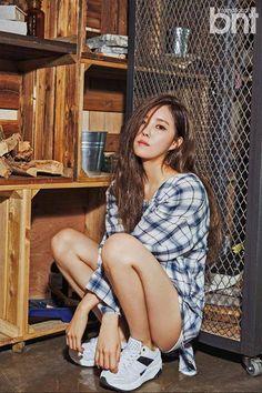 T-Ara Hyo Min - bnt International 2015 Tokyo Fashion, Asian Fashion, T Ara Hyomin, Kpop Girls, Editorial Fashion, Asian Girl, Pop Culture, Rapper, How To Look Better