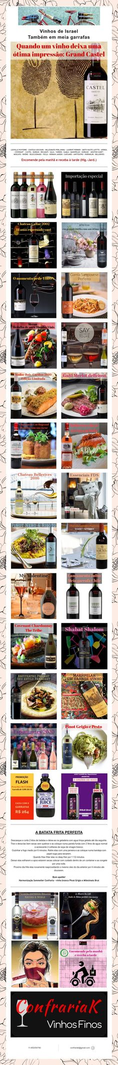 Vinhos de Israel  Também em meia garrafas Mouton Cadet, Laurent Perrier, Israel, Wine Pairings, Sock, Bottles