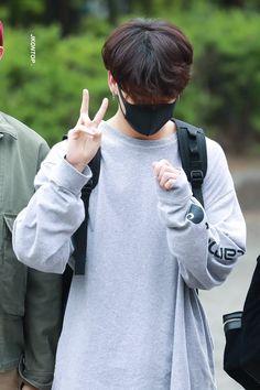 jungkook airport fashion Jeon Jungkook is a cute shy innocent boy, he is very smart too. Jungkook Oppa, Jungkook Fanart, Foto Jungkook, Bts Bangtan Boy, Bts Boys, Bts Aegyo, Taehyung, Foto Bts, Bts Photo