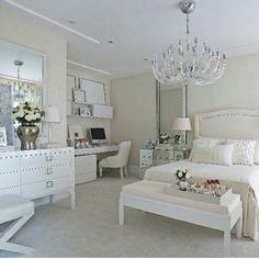 bedroom, home, and white -kuva