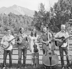 Live! From Mt. Crested Butte Free Concert Series featuring Trout Steak Revival