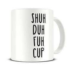 Sunflower Coffee Mug – Eureka Mugs Funny Boyfriend Gifts, Boyfriend Humor, Funny Coffee Mugs, Coffee Humor, Coffee Cups, Tea Cups, Rude Mugs, Vinyl Tumblers, Sunflower Gifts