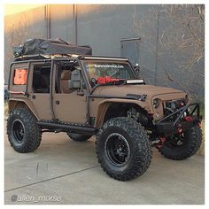OIIIIIIO I believe this is called the expedition jeep | www.dieseltees.com #dieseltees #jeep