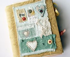 Rebecca Sower. She has some beautiful journals.
