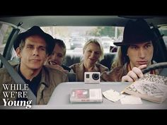 """Naomi Watts and Ben Stiller Explore Life in """"While We're Young"""" #Trailer #whilewereyoung 