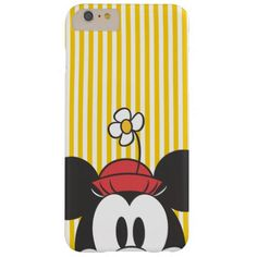 Peek-a-Boo Minnie Mouse Barely There iPhone 6 Plus Case