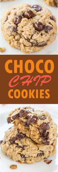 #chips, #chocolate, #cookies, #delicious, #dessert, #recipes
