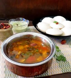 how to make vegetable sambhar, Sambhar- tangy and flavourful pigeon peas and mix vegetable stew- a specialty from Southern India Leaf Vegetable, Vegetable Stew, Vegan Indian Recipes, Ethnic Recipes, Vegetarian Cooking, Vegetarian Recipes, Sambhar Recipe, Food For The Gods, Lentil Curry