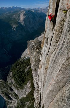 Half Dome in Yosemite http://www.acmnp.com/employment/yosemite-national-park-jobs