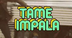 Tame Impala is playing at Boston Calling May 2015!