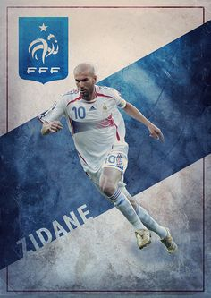 Zinedine Zidane - Former player Real Madrid and other and the French National  Team.