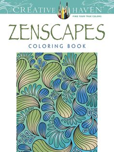<P>The meditative state associated with Zen philosophy inspired the creation of these soothing patterns. More than 30 pages of repetitive images feature graceful, sinuous lines and swirling circular motifs that create a peaceful coloring experience.</P>