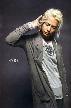 HYDE • 2011 JAN • #hyde #larcenciel #vamps #hidetotakarai #takarai