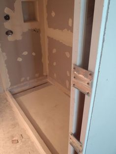 How to install and waterproof a custom shower niche