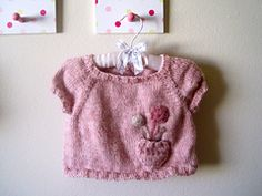 """Looking to use one skein of that yarn you have stashed away? Maybe a fun project for that special little one you adore? Or wanting to make your own design on a blank canvas? Look no further! The fun """"smock"""" is here!"""