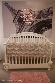 Paris Themed Nursery
