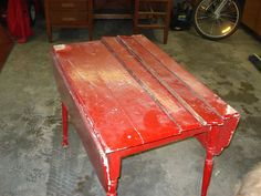 Hometalk :: Grandparent's Table Refurbished With Love