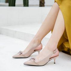 Chiko Berger Round Toe Block Heels Pumps Kitten Heel Shoes, Shoes Heels Wedges, Pump Shoes, Women's Shoes, Pointed Toe Block Heel, Block Heel Loafers, Block Heels, T Strap Flats, Wedge Boots