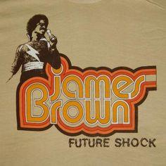 James Brown's TV Show! Future Shock