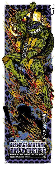 TMNT+Donatello+by+Rhys+Cooper.jpg 533×1,600 pixels